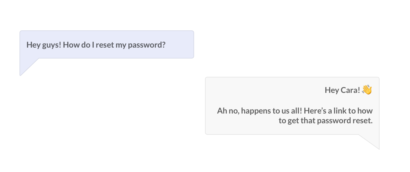 Using emoji in customer support